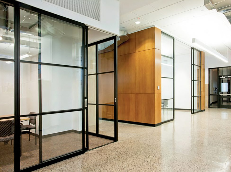 Le Meilleur Pk 30 Framed Glass Wall System Interior Glass Walls For Ce Mois Ci