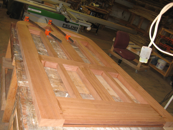 Le Meilleur We Build Custom Wood Doors Old Virginia Woodworking Ce Mois Ci
