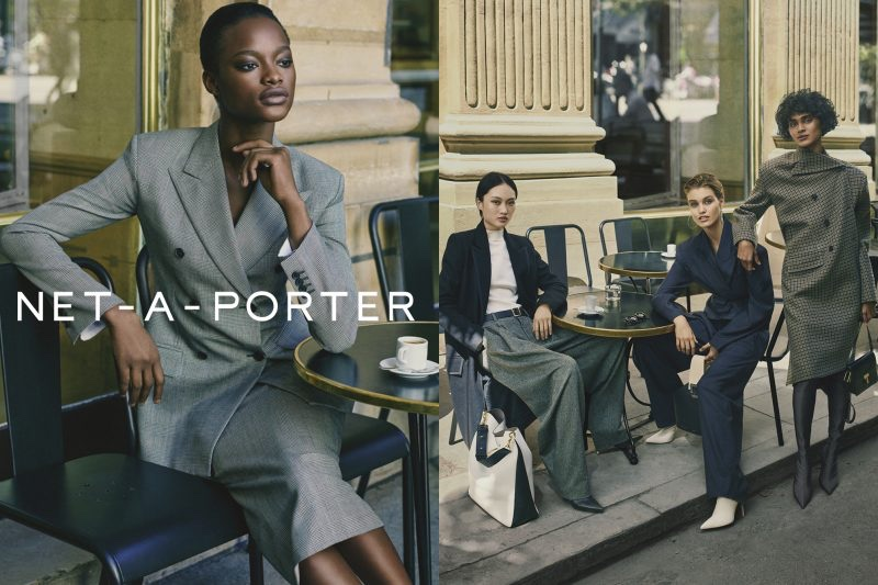 Le Meilleur Net A Porter Fall Winter 2017 Campaign Fashion Gone Rogue Ce Mois Ci