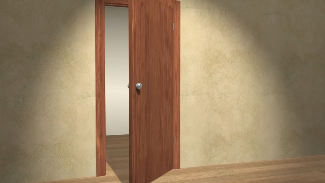 Le Meilleur How To Install Or Replace Door Hinges 14 Steps With Ce Mois Ci