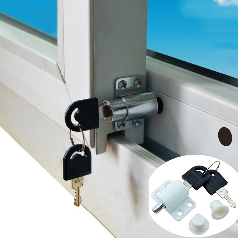 Le Meilleur 30 Pieces Lot Dhl Free Shipping Sliding Window Lock With Ce Mois Ci