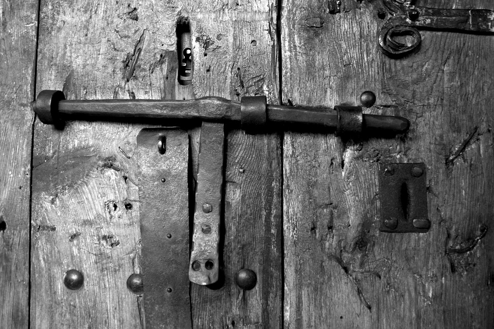 Le Meilleur Lock Door Old · Free Photo On Pixabay Ce Mois Ci