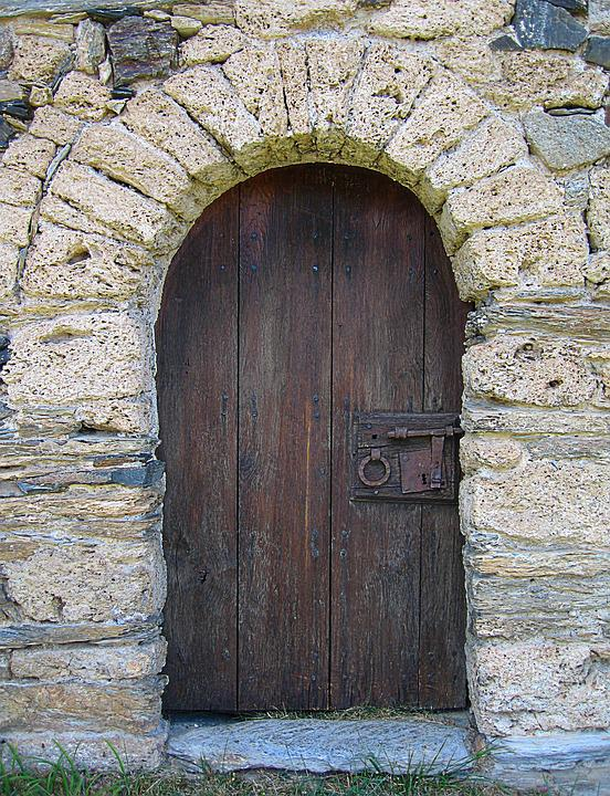 Le Meilleur Old Door Wooden Wood · Free Photo On Pixabay Ce Mois Ci