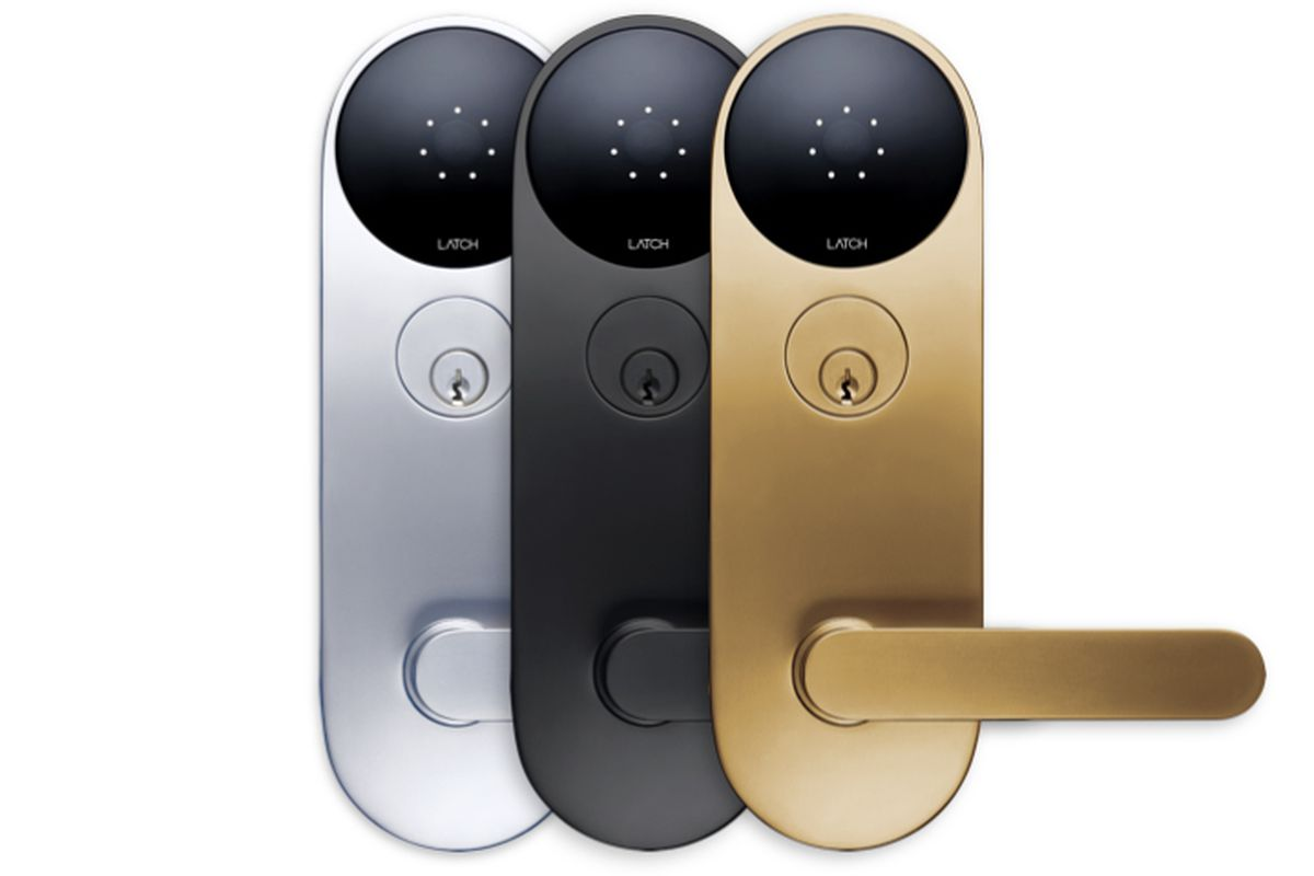 Le Meilleur The Latch Smart Lock Wants To Open Every Door In Your Ce Mois Ci