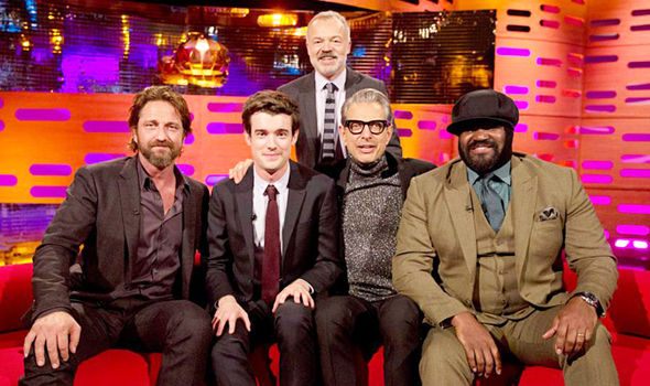 Le Meilleur What Time Is Gregory Porter On Graham Norton Tonight With Ce Mois Ci