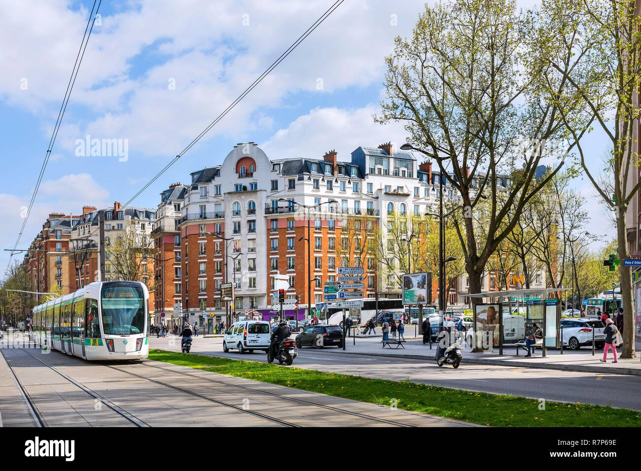 Le Meilleur Paris Tramway Stock Photos Paris Tramway Stock Images Ce Mois Ci