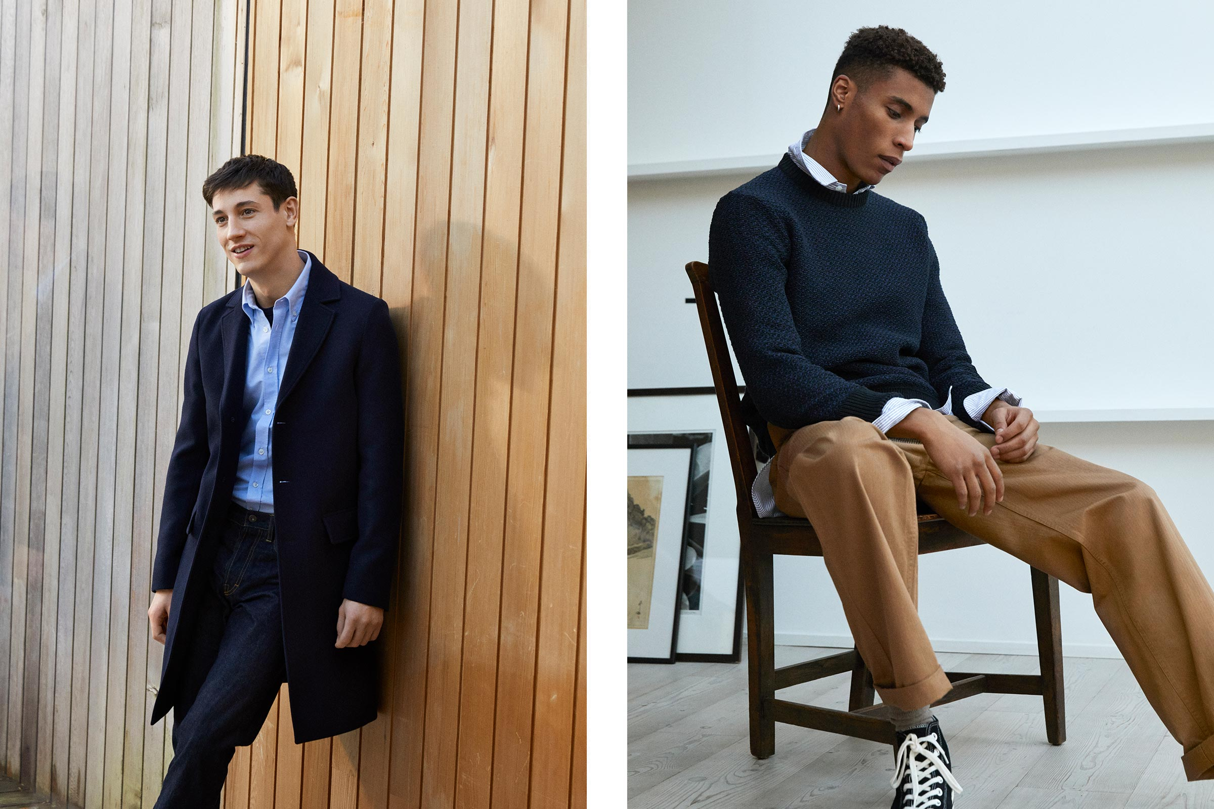 Le Meilleur Mr Porter Interview New Mr P Collection Hey Gents Ce Mois Ci