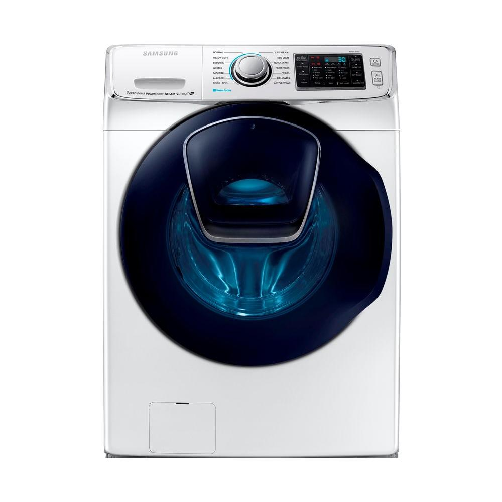 Le Meilleur Samsung 5 Cu Ft High Efficiency Front Load Washer With Ce Mois Ci