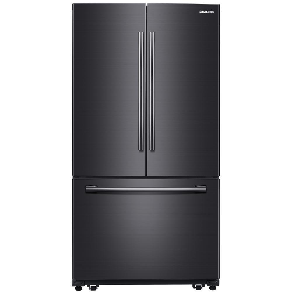 Le Meilleur Samsung 25 5 Cu Ft French Door Refrigerator In Ce Mois Ci