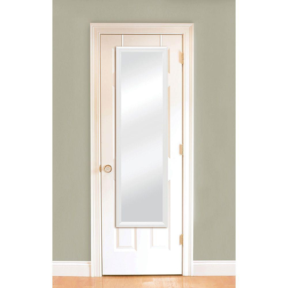 Le Meilleur 14 1 4 In W X 50 1 4 In H Door Mirror 72924 The Home Depot Ce Mois Ci