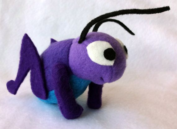 Le Meilleur Cricket Plushie Lucky Bug Stuffed Toy Mulan By Ce Mois Ci
