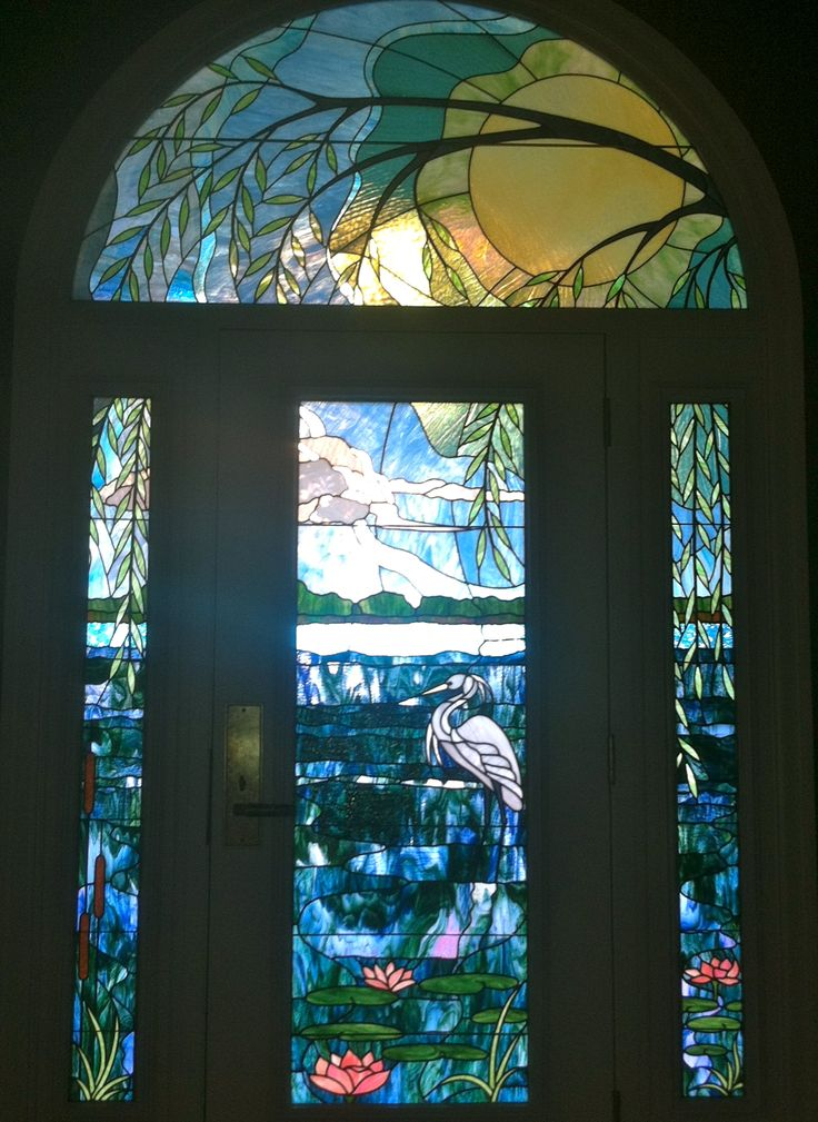 Le Meilleur 523 Best Stained Glass Doors Images On Pinterest Glass Ce Mois Ci