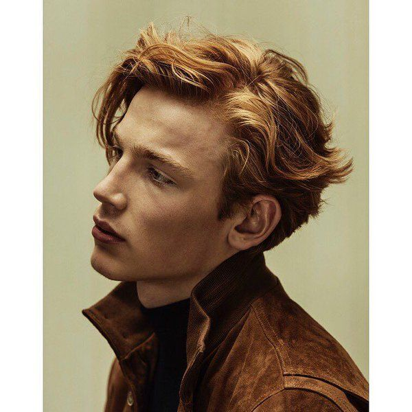 Le Meilleur Best 25 Wavy Hair Men Ideas On Pinterest Mens Haircuts Ce Mois Ci