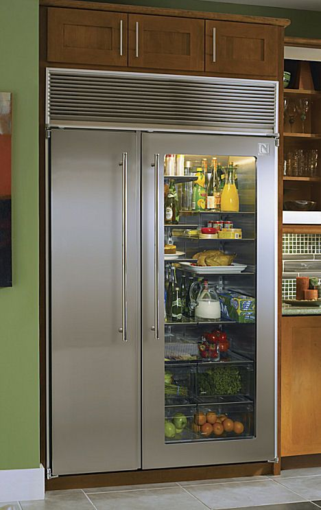Le Meilleur Wow Do I Want This Amazing Glass Doored Fridge No Need Ce Mois Ci