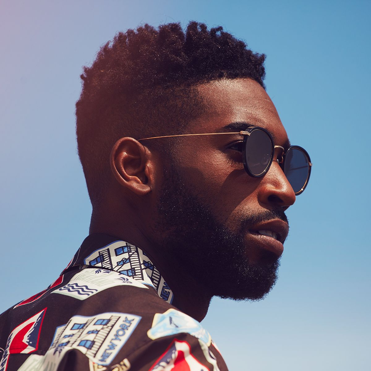 Le Meilleur Uk Rapper Tinie Tempah For Mr Porter Style Black Male Ce Mois Ci