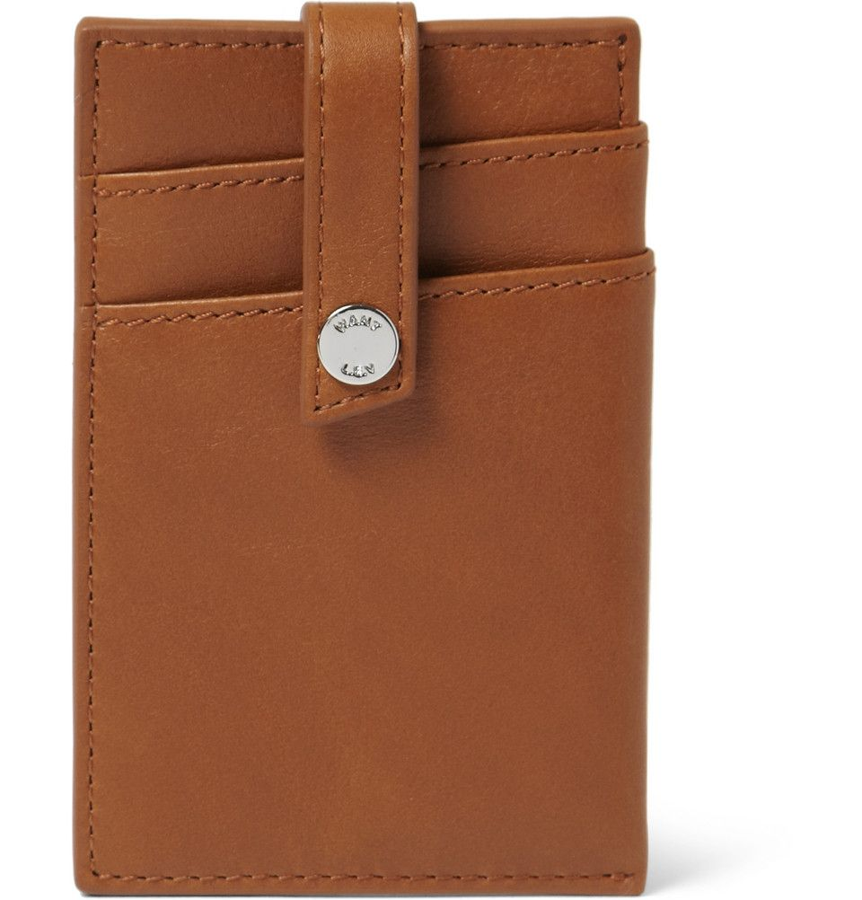 Le Meilleur Want Les Essentiels De La Vie Kennedy Leather Card Holder Ce Mois Ci