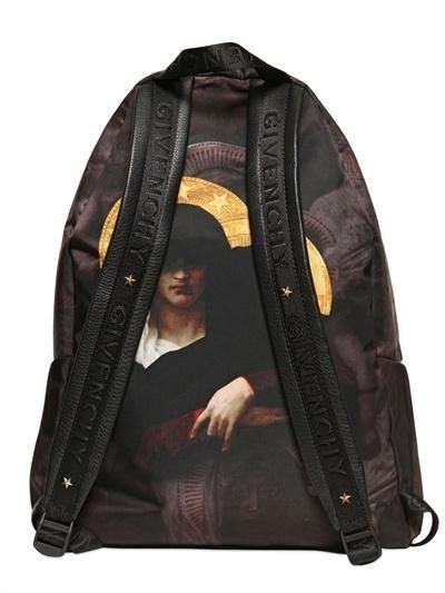 Le Meilleur Givenchy Ss 2013 Madonna And Child Backpack Bags Ce Mois Ci