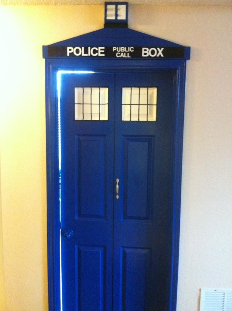 Le Meilleur Dr Who S Time Machine My Daughter Bedroom Door Must Ce Mois Ci