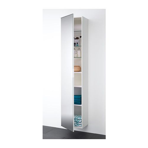 Le Meilleur Godmorgon High Cabinet With Mirror Door White Ikea 16 Ce Mois Ci