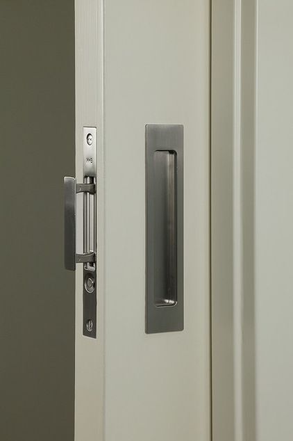 Le Meilleur Inexpensive Pocket Door Hardwarein The Edge Of A Door With Ce Mois Ci