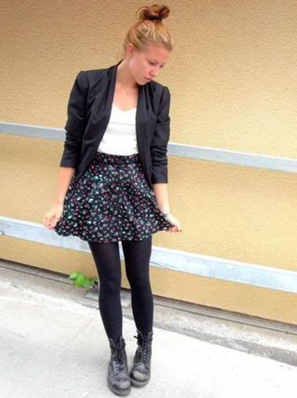 Le Meilleur Ways To Wear Doc Martens Doc Martens – What To Wear With Ce Mois Ci