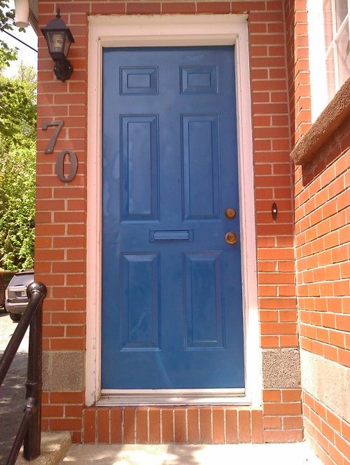 Le Meilleur Tardis Blue Front Door Yes I Think So When I Have A Ce Mois Ci
