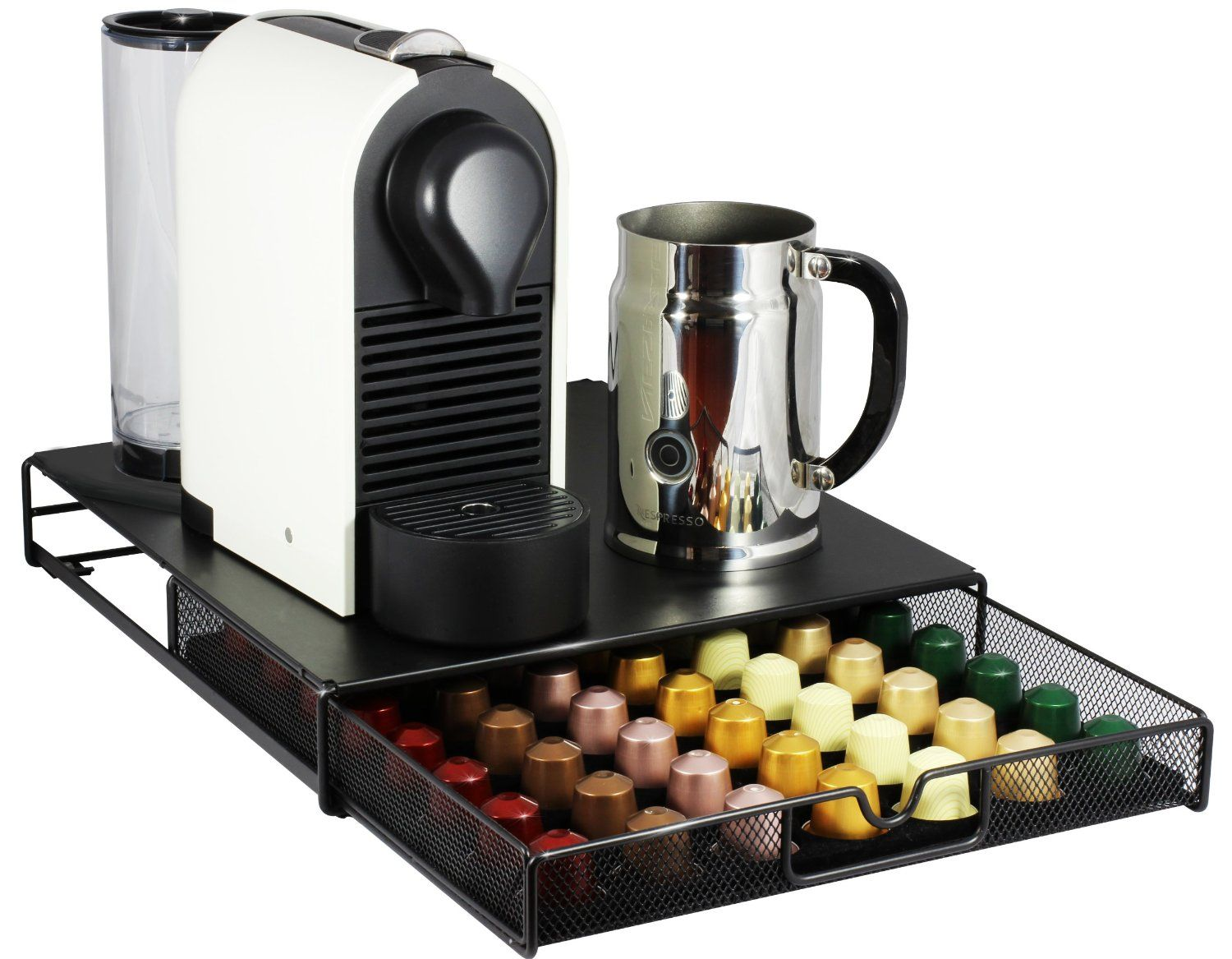 Le Meilleur Decobros Coffee Pod Storage Mesh Nespresso Drawer Holder Ce Mois Ci