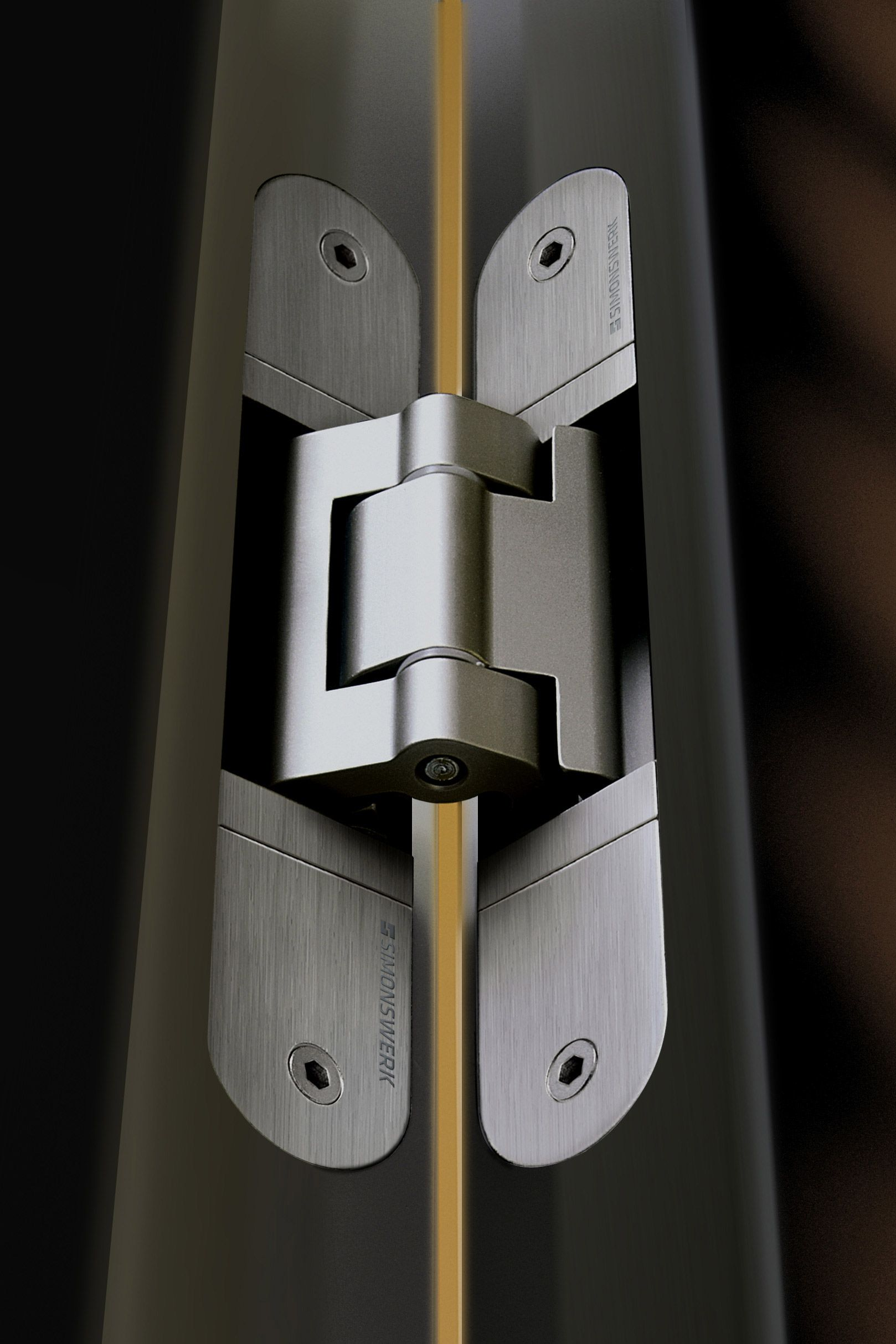 Le Meilleur Concealed Hinge Example Contemporary Door Hardware In Ce Mois Ci