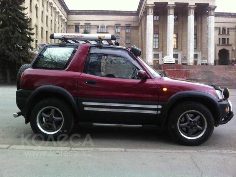 Le Meilleur Great Looking 1995 Toyota Rav4 With All The Bells And Ce Mois Ci