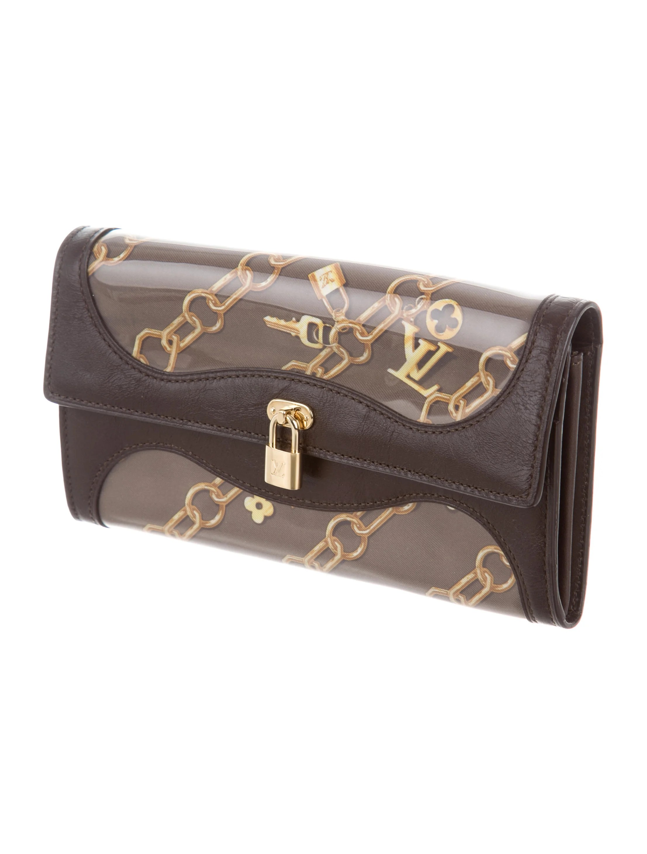 Le Meilleur Louis Vuitton Charms Porte Monnaie Wallet Accessories Ce Mois Ci