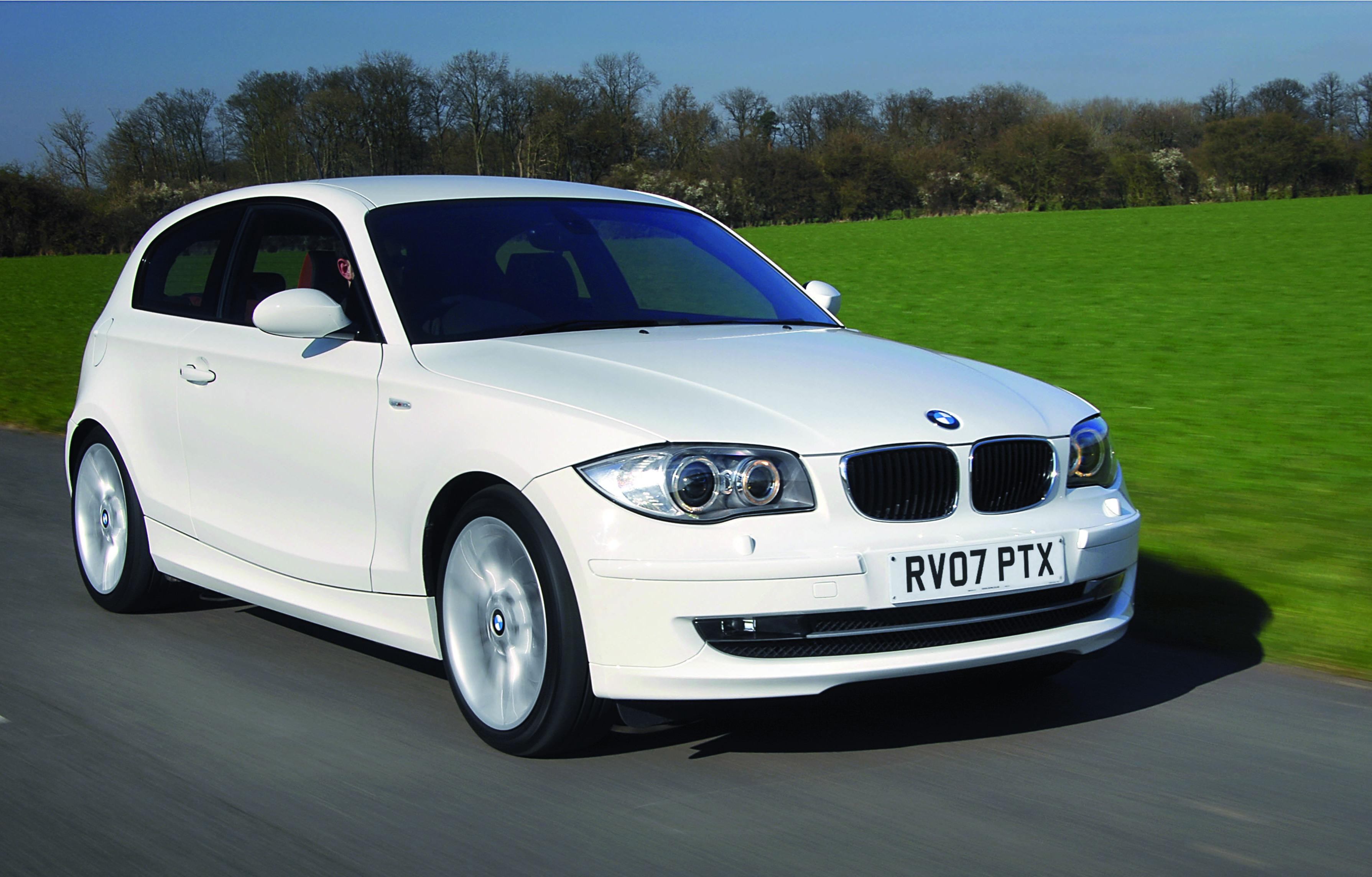 Le Meilleur 2007 Bmw 1 Series 3Door And Facelift Gallery 169726 Top Ce Mois Ci