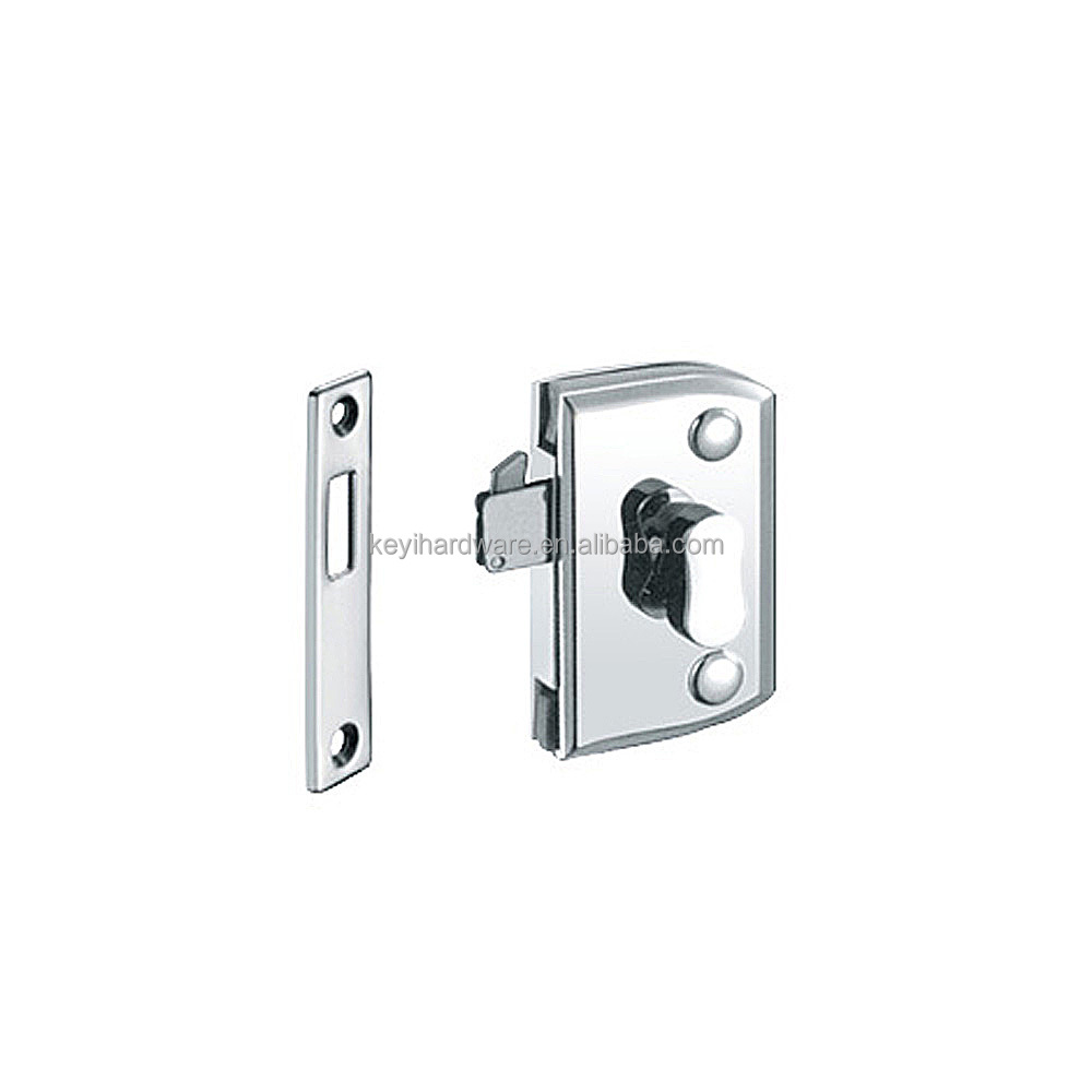 Le Meilleur Thumb Turn Door Lock For Double Swinging Glass Door Ce Mois Ci