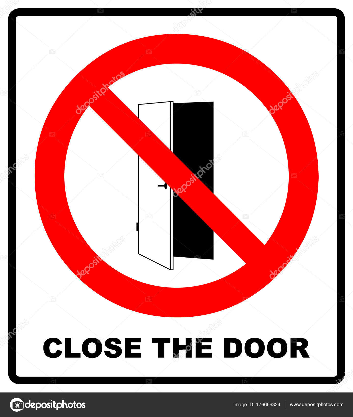 Le Meilleur Images Close The Door Close The Door Sign Keep This Ce Mois Ci