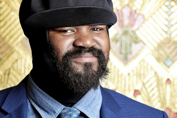 Le Meilleur Gregory Porter Interview I Can Sing The Blues I Ce Mois Ci
