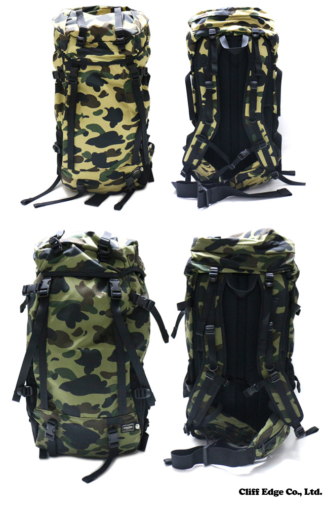Le Meilleur Cliff Edge エイプ A Bathing Ape X Porter Porter 1St Camo Ce Mois Ci