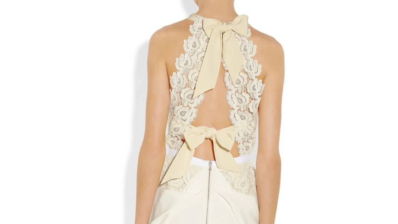 Le Meilleur Designer Roland Mouret Turned Out Some Amazing Over The Ce Mois Ci