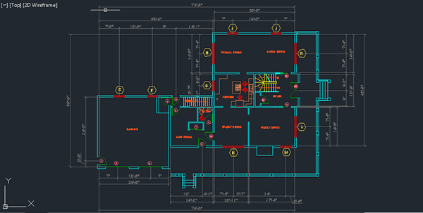 Le Meilleur Spec Home Autocad Documents On Behance Ce Mois Ci