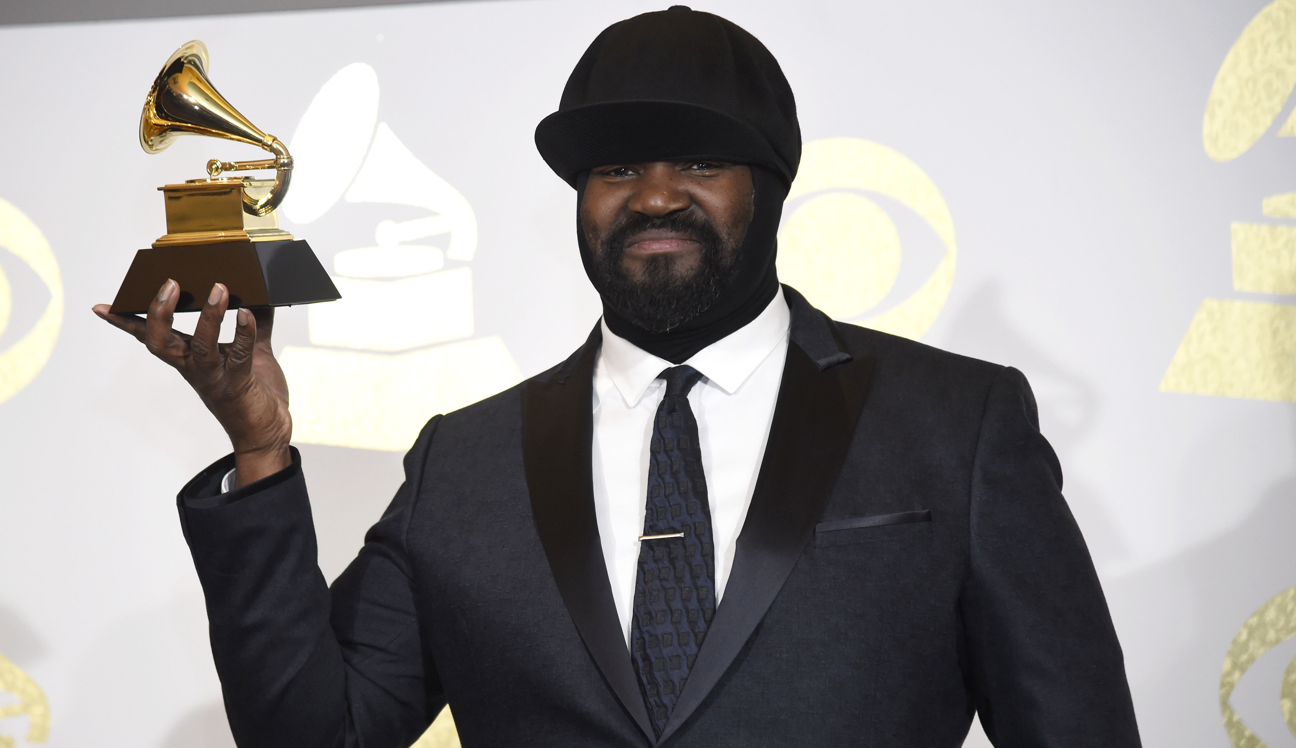 Le Meilleur Gregory Porter Making A Statement American Urban Radio Ce Mois Ci