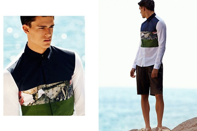 Le Meilleur Wooyoungmi For Mr Porter Spring Summer 2014 Collection Ce Mois Ci