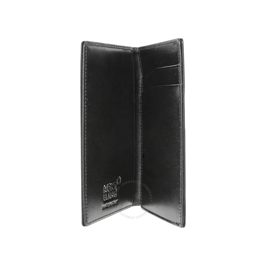 Le Meilleur Montblanc Meisterstuck Business Card Holder 14108 Ce Mois Ci