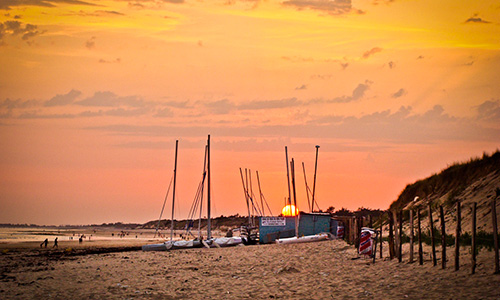 Le Meilleur Camping Ile De Ré Seaside Beach Wood Holidays By The Sea Ce Mois Ci