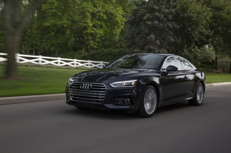 Le Meilleur 2018 Audi A5 Coupe 2 Doors Are Sweeter Than 4 Review Ce Mois Ci