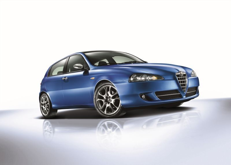 Le Meilleur Alfa Romeo 147 Technical Specifications And Fuel Economy Ce Mois Ci