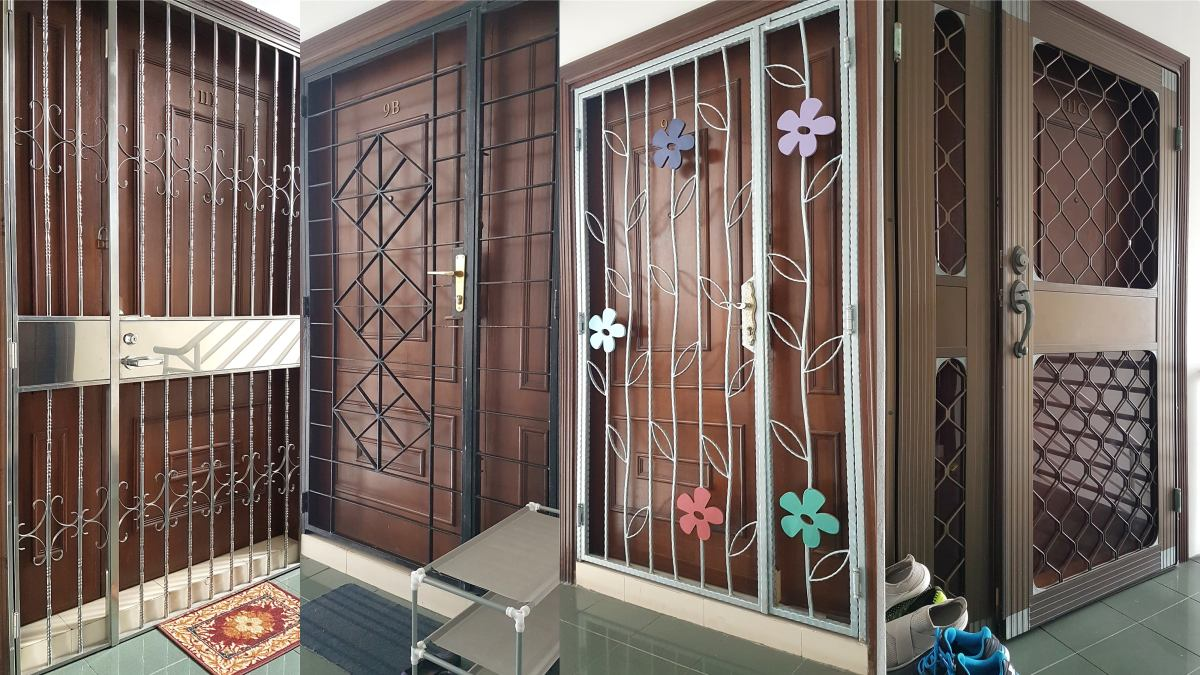 Le Meilleur How To Buy Window Grille And Door Grilles In Malaysia Ce Mois Ci