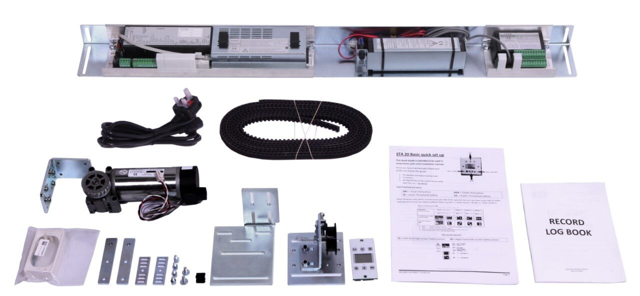 Le Meilleur Record Retrofit Kit – Door Operator For Repacement And Ce Mois Ci