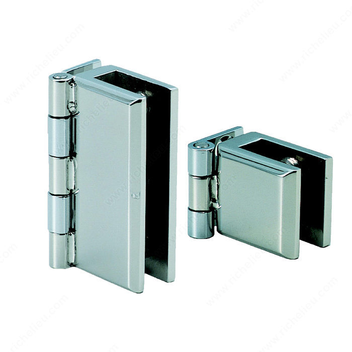 Le Meilleur Stainless Steel Hinge For Glass Or Acrylic Door Recessed Ce Mois Ci