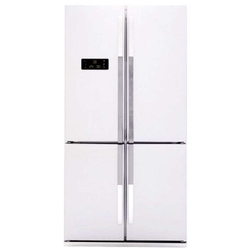 Le Meilleur 4 Door Refrigerator Bottom Freezer 574L Beko Gne114611W In Ce Mois Ci