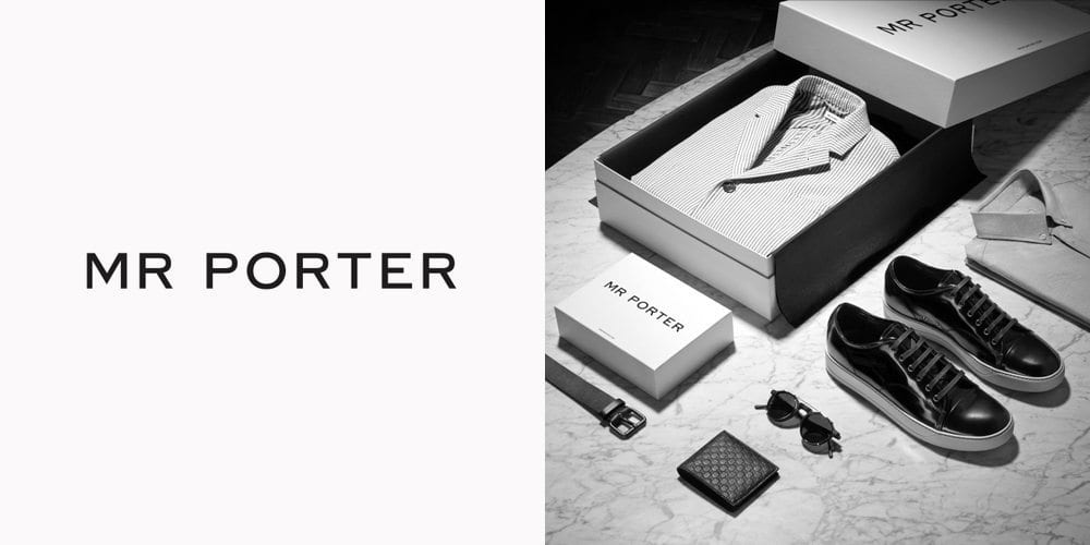 Le Meilleur Mr Porter Com And Adsmart Adsmart Success Story Ce Mois Ci