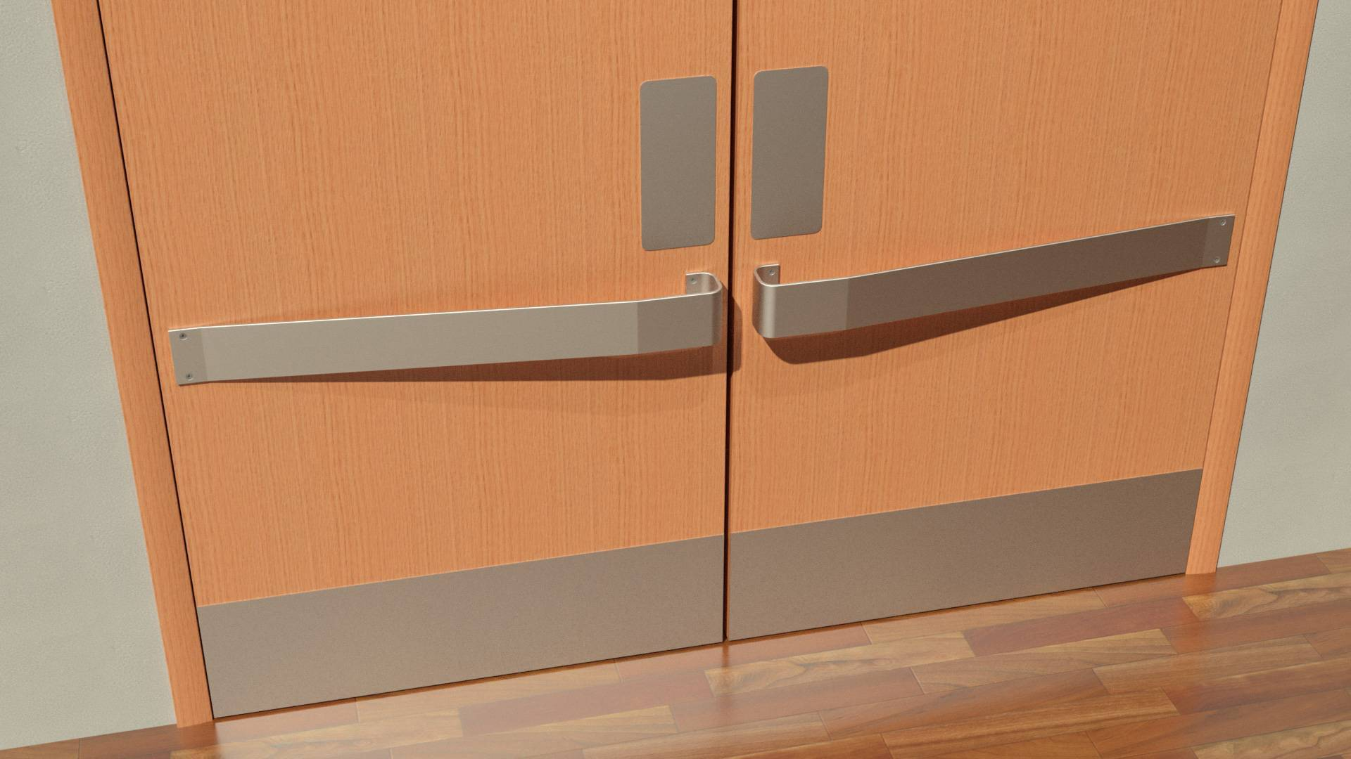 Le Meilleur Door Protection Kick Plates Door Frame Protection From Ce Mois Ci