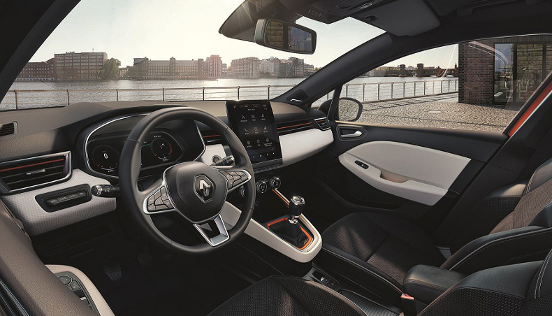 Le Meilleur An Interior Revolution For The New Clio Groupe Renault Ce Mois Ci